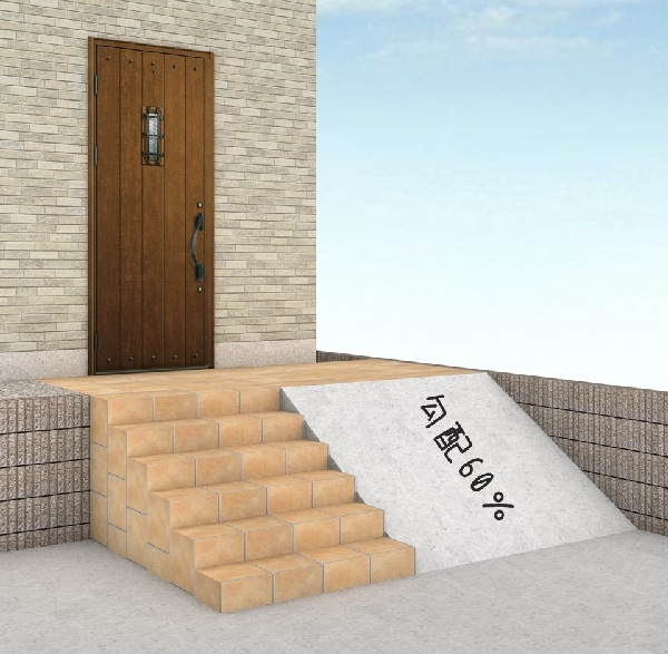 スロープ 玄関